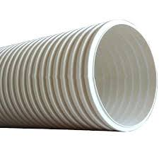 corrugated drain pipe u double wall fittings with sock menards