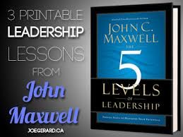 3 printable leadership lessons from john maxwell joe girard
