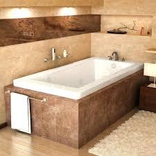 standard soaker tub size standard size soaking tub amazing corner bath with shower picture home interior standard soaker tub size