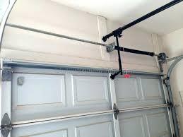 garage door brace garage door struts