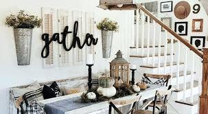 the best farmhouse wall decor ideas