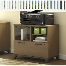 Hidden Printer Cabinet Printers Cabinet Wayfair