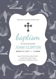 Baptism Card Template Create Baptism Invitations And Christening Invitations