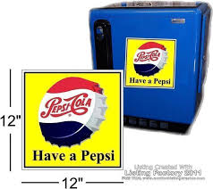 Pop Vending Machine Enchanting 48 Drink Pepsi Cap With Yellow Background For Soda Pop Vending