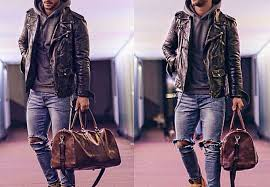 leather jackets are classy items that can take a man s style ient to another level in fact good quality and stylish men s jackets are not necessarily