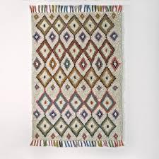ourika pure wool berber style rug ourika pure wool berber style rug la redoute