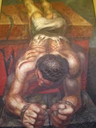 detail of fresque david alfaro siqueiros wikiart org