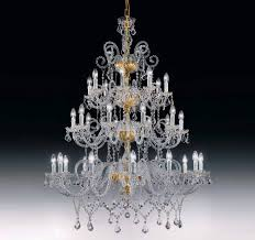 Erika 30 Crystal Chandelier By Voltolina