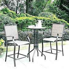 homebase bistro garden table and chairs patio set french decorating beautiful bistr outdoor bistro table