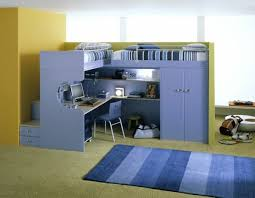kids loft bed with desk. Bunk Bed With Desk Underneath Kids Loft Study And Play Area .