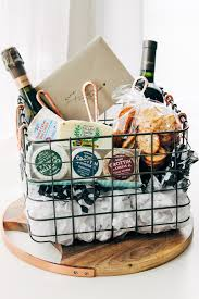 a cheese board gift basket that s as stunning as it is delicious is so simple to pull together with a few hacks via playswellwither