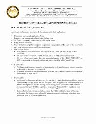Respiratory Therapy Cover Letter And Best Solutions Cover Letter