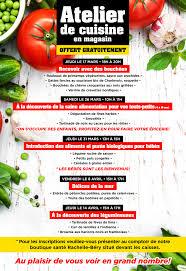 Avis Aux Granos Sherbrookois Cours De Cuisine Biologique Gratuit Au
