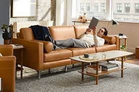 15 best leather sofas of 2021
