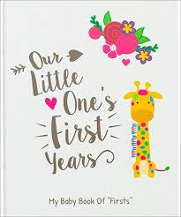 Baby Photo Album Books Best Baby Keepsake Books