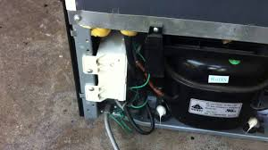easy refrigerator fix, reset (defrost timer) switch, if it stops Haier Mini Fridge Wiring Diagram easy refrigerator fix, reset (defrost timer) switch, if it stops running, cooling or working youtube haier mini fridge wiring diagram