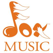 Crossed drumsticks on a snare drum icon. Fox Music Virginia Beach Chesapeake Va Singing Lessons