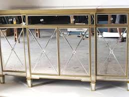 mirrored buffet cabinet. Small Mirrored Sideboard White Buffet Cabinet Antique R