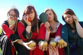 Scene from The Magic Golden Apples on ColumbiaMagazine.com