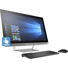 hp 27 pavilion 27 a230 multi touch all in one desktop