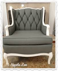 painting fabric furnitureTutorial How to Paint Upholstery Fabric and Completely Transform