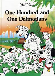 one hundred and one dalmatians hc 1989 disney storybook 1 rep