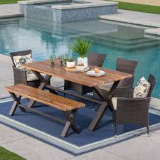 outdoor dining table and chairs intended for sets at com our best patio remodel 5
