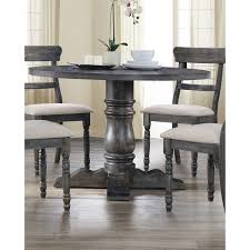 the best of weathered dining table at master furniture grey round free