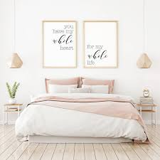 bedroom wall decor ideas home decor