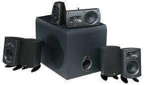 klipsch promedia 2 1 thx. klipsch promedia 5.1 thx certified computer speaker system (6-speaker, black) promedia 2 1 thx