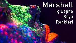 Marshall Ic Cephe Boya Renkleri Ve Kartelasi