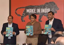 new delhi the minister for civil aviation shri suresh prabhu released a coffee table book cruising new heights flying for all here today