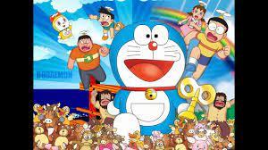 Doremon Tiếng Việt 2017 Hoạt Hình Doremon Nobita Lạc Vào Vương Quốc Động  Vật Mới nhất 2017 !!!! - Dota2vn