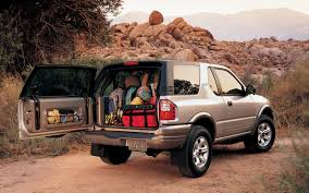 2003 Isuzu Rodeo Sport Reviews and Rating | Motor Trend