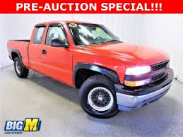 2001 Chevrolet Silverado 1500 - Chevrolet dealer in Elizabethtown KY ...
