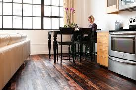 Jakarta rustic reclaimed wood flooring