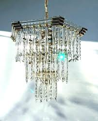 crystal chandelier centerpieces