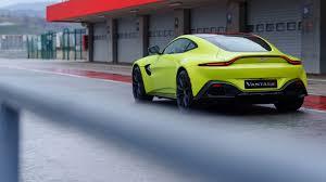 2019 Aston Martin Vantage First Drive: More than a mini DB11 ...