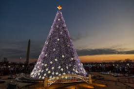 Dc White House Christmas Tree Lighting Here Are The Road Closures For Thursdays National Christmas