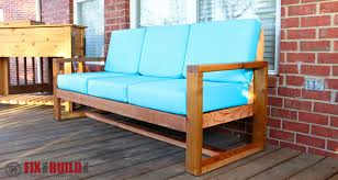 Image Sectional Sofas How To Build Diy Modern Outdoor Sofa Fix This Build That How To Build Diy Modern Outdoor Sofa Fixthisbuildthat
