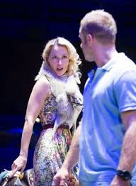 best a streetcar d desire young vic images ben foster stanley kowalski and gillian anderson blanche dubois