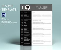 Cool Resume Templates Resume Template Ideas