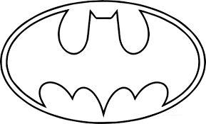Free Coloring Pages Of Superhero Symbol Logo Colouring 17 Flash