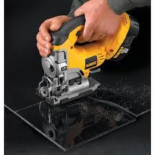 dewalt cordless saw. dewalt dc330k heavy-duty 18-volt ni-cad cordless top handle jig saw kit - power saws amazon.com dewalt