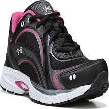 Womens Ryka Sky Walk Size 10 M Blackmeteoriteryka Pink