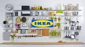 Kitchen Wall Organization Kitchen Ikea Kitchen Wall Storage Baking Dishes Featured