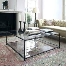 large square coffee table large square coffee table glass top tray large square glass coffee table