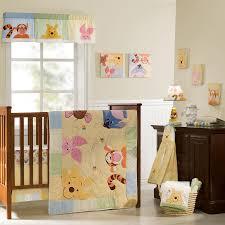king pooh premier 7 piece crib bedding set