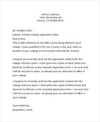 Request letter format school   Online Writing Lab