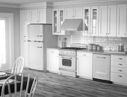 Wood Floors In Kitchen Vs Tile Kitchen Grey And White Kitchen Cabinets Grey And White Kitchen